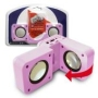 Play MSS-1 iPod And MP3 Foldable Stereo Speakers