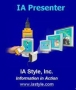 Presentations on the Go, Part Two: IAPresenter from IAStyle