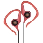 Skullcandy X4GVCZ-811 Red and Black Groove Hanger Ear Buds