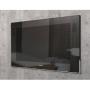 "LX Legend 15.4"" Black Mirror Finish Waterproof Bathroom TV"