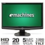 "eMachines E202H Eb 20"" Widescreen LCD Monitor"