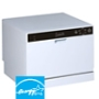 Avanti DW6W freestanding 6places White dishwasher