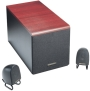 H.H. Scott SPS1B-200 Powered Speaker System with Carrying Case