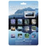 Sound Oasis SC-300-04 Nature Journey Sound Card, Silver