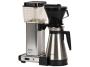 Technivorm Polished Silver Coffee Maker