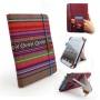 Tuff-luv Étui housse Embrace Pro pour Amazon Kindle Fire HD / HDX 7 - Navajo