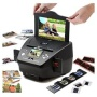 "SVP 3-in-1 Digital Scanner Photo+Films+Slides Scanner 22MP w/ Preview 2.4"" LCD"