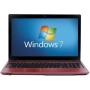 Acer 5750 Ss12 15.6 Inch Core I5-2430 Core I5-2430 4Gb 500Gb Dvd-Rw Red W7Hp