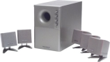 Nicole SD2500 5.1 surround sound system