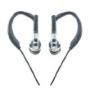 Earphones Plus brand SPORT model, ear hook style headphone earbuds earphones