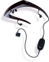 MyVu Personal Media Viewer solo edition for 5th Generation video iPods - Head mounted display - portable - 320 x 240 / 60 Hz - headphone