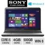Sony VAIO SVE1513MCX
