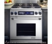 Dacor Epicure ER30DS (Dual-Fuel) Stainless Steel Dual Fuel (Electric and Gas) Range