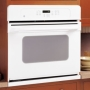 GE 30 in. Electric Single Self-Clean Wall Oven with SmartSet Controls