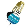 Zumreed ZHP-005 Border Version Headphones Blue