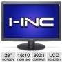 "I-Inc IH283HPB 28"" Class Widescreen LCD Monitor"