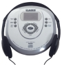Classic Portable CD Player with MP3 Capability (CM544)