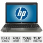 "HP ProBook 4530s - Core i3 2350M / 2.3 GHz - Windows 7 Professional 64-bit - 4 GB RAM - 750 GB HDD - DVD SuperMulti DL - 15.6"" HD anti-glare wide 1366"