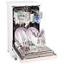 Haier 18&quot; Slimline Convertible Portable Dishwasher