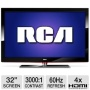 RCA 32LA45RQ 32 Class LCD HDTV - 1080p 1920 x 1080 16:9 60HZ 6.5ms 3000:1 HDMI (Refurbished) Refurbished