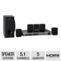 RCA RTB1016 5.1 Home Theater System