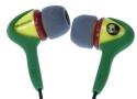 Skullcandy Smokin Buds - Headphones ( in-ear ear-bud ) - rasta