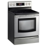 "30"" Freestanding Electric Range w/ True Convection FTQ387LWG"