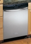 "Frigidaire Professional Series PLD2855RFC - Dish washer - 24"" - built-in - stainless steel"