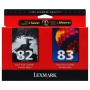 Lexmark Ink Cartridge Combo Pack (18L0860)