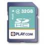 play.com 32gb class 6 sdhc card