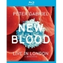 Peter Gabriel: New Blood - Live in London 3D [Blu-Ray / DVD Combo]