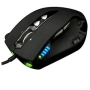 Cyber Snipa CS-SILENCER Laser Gaming Mouse - USB, 9 Programmable Buttons, Up to 5000 DPI, 4-Way Scrolling
