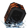 [Waterproof Speaker] Mpow® Armor Portable Bluetooth Speaker,5W Strong Drive/Passive Radiator for Rich Immersive Sound,Waterproof Shockproof and Dustpr