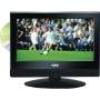 "Naxa Ntd-1355 13.3"" Widescreen Led Hdtv With Built-in Digital Tuner & Dvd Player"