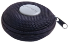 Shure PA628 Zippered Oval Carrying Case for Shure Earphones (Black)