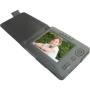 Sungale 3.5 in. Portable Digital Photo Album - Black