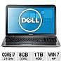 Dell Inspiron 17R i17R-2895SLV Notebook PC