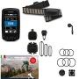 Garmin Edge 810 GPS-Radcomputer Navi + TOPO Deutschland V7 PRO Bundle microSD