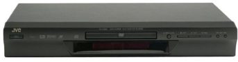JVC xvs300bk DVD Player