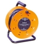 Masterplug 30m Metre Extension Cable Reel 13 Amp 4 Socket 30 Metre