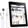 OEM Apple Headphones Handsfree Headset with Remote & Mic for Apple iPad(Bulk)