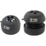Pyle Home PMS5DB Bass Expanding Rechargeable Dual Mini Speakers for iPod/MP3 (Black)