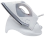 In-Cuisine cord/cordless steam iron white
