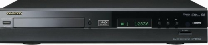 Onkyo DV-BD606 Blu-ray Single Disc Player (Black)