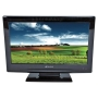 Sansui HDLCDVD265 26-Inch 720p LCD HDTV with DVD Combo, Black