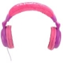 Victorious: Plush Headphones Compatible with all iPods, iPhones, MP3/4 players, portable audio/video devices