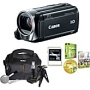 Canon VIXIA HF R300 Full HD Flash Memory Camcorder Bundle