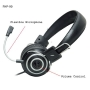 Digital Computer Laptop PC Headphone Headset with Noise Canceling Microphone