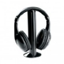 Exclusive Naxa NE-922 Professional 5 In 1 Wireless Headphone System By NAXA