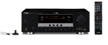 Yamaha DSP-AX563BL 7.1 Digital Home Theatre Amplifier